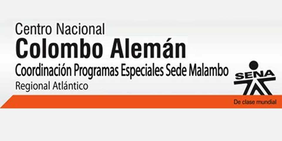 CENTRO NACIONAL COLOMBO ALEMÁN